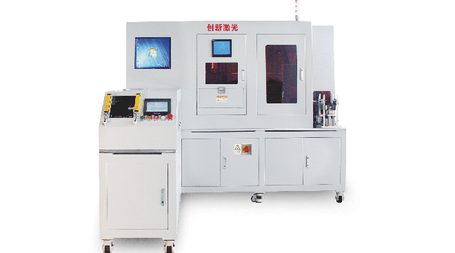 Laser welding automation system
