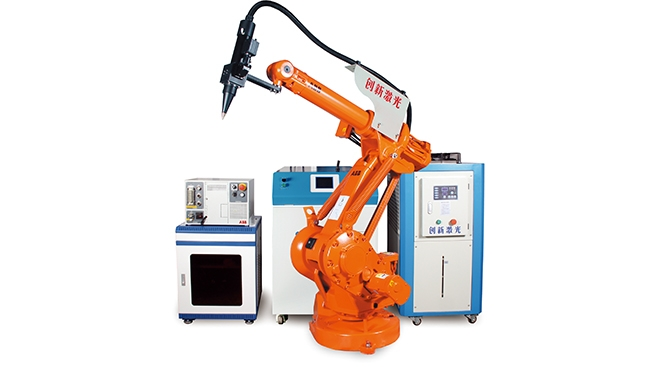 YAG pulse fiber laser welding machine