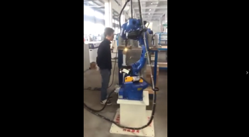11Laser welding system