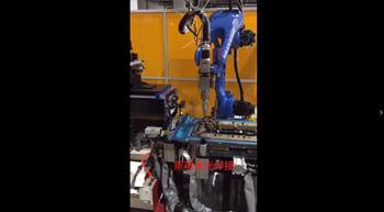 12Laser welding system